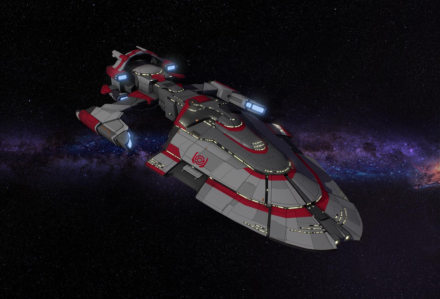 Ship | Terran | Races | Master of Orion