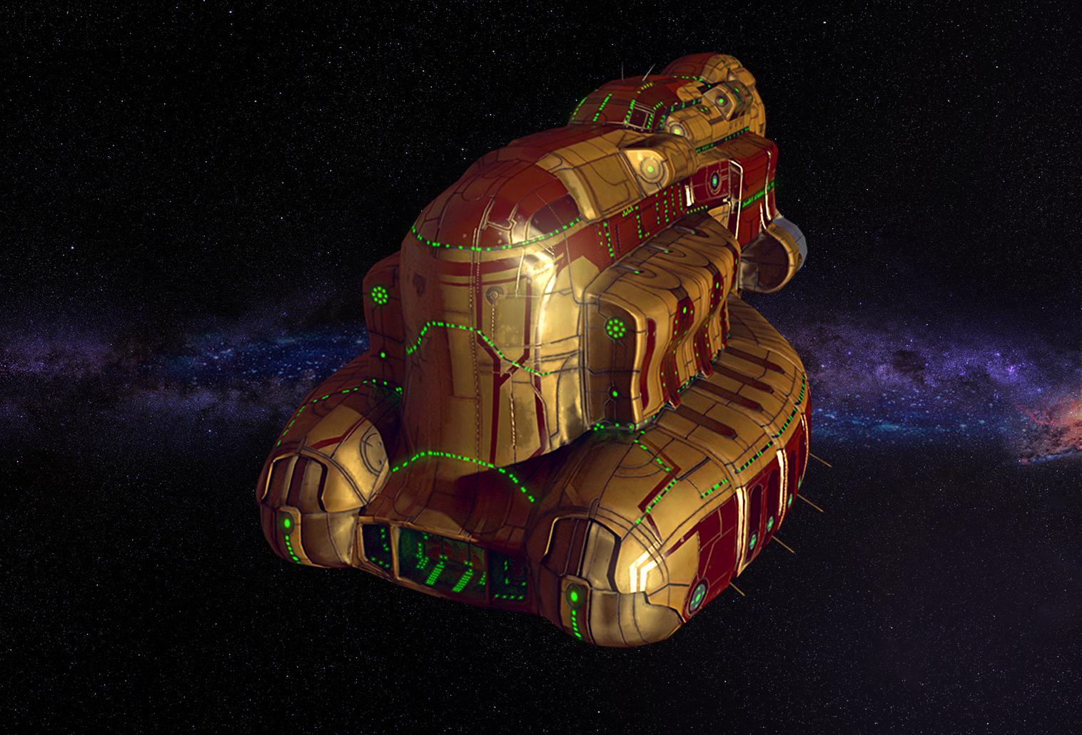 GNOLAM | GNOLAM | Races | Master of Orion